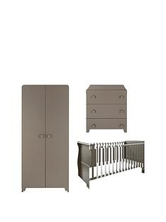 little-acorns-cot-bed-changer-amp-wardrobe-range-grey
