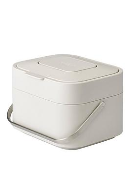 joseph-joseph-stack-4-food-waste-caddy-stone