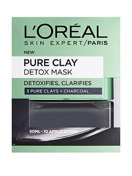 loreal-paris-pure-clay-detox-mask-50ml