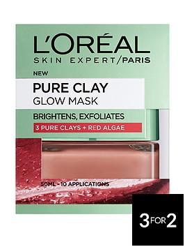 loreal-paris-l039oreal-paris-pure-clay-glow-mask-50ml