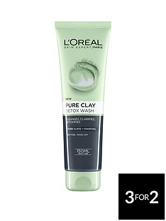 loreal-paris-l039oreal-paris-pure-clay-foam-wash-detox-150ml