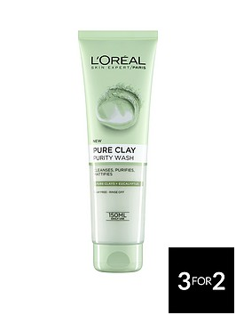 loreal-paris-pure-clay-foam-wash-purity-150ml