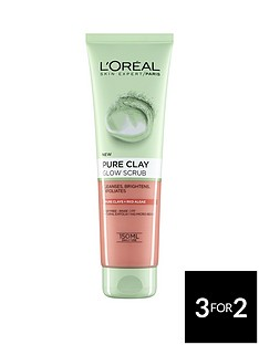 loreal-paris-l039oreal-paris-pure-clay-foam-wash-glow-150ml