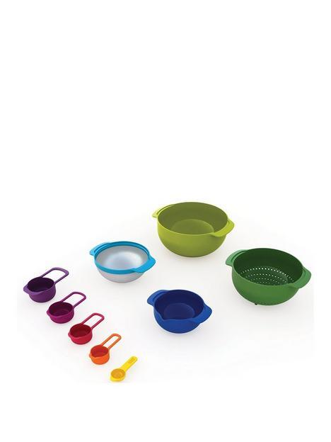 joseph-joseph-nest-9-plus-compact-food-prep-set