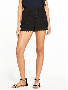 vero-moda-honey-lace-shorts