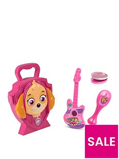 paw-patrol-skye-carry-case-with-musical-instruments