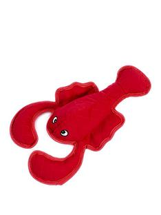petface-tough-lobster-dog-toy-43cm