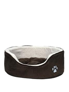 petface-sam039s-luxury-oval-bed-30-inch