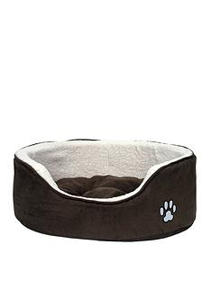 petface-sams-luxury-oval-bed