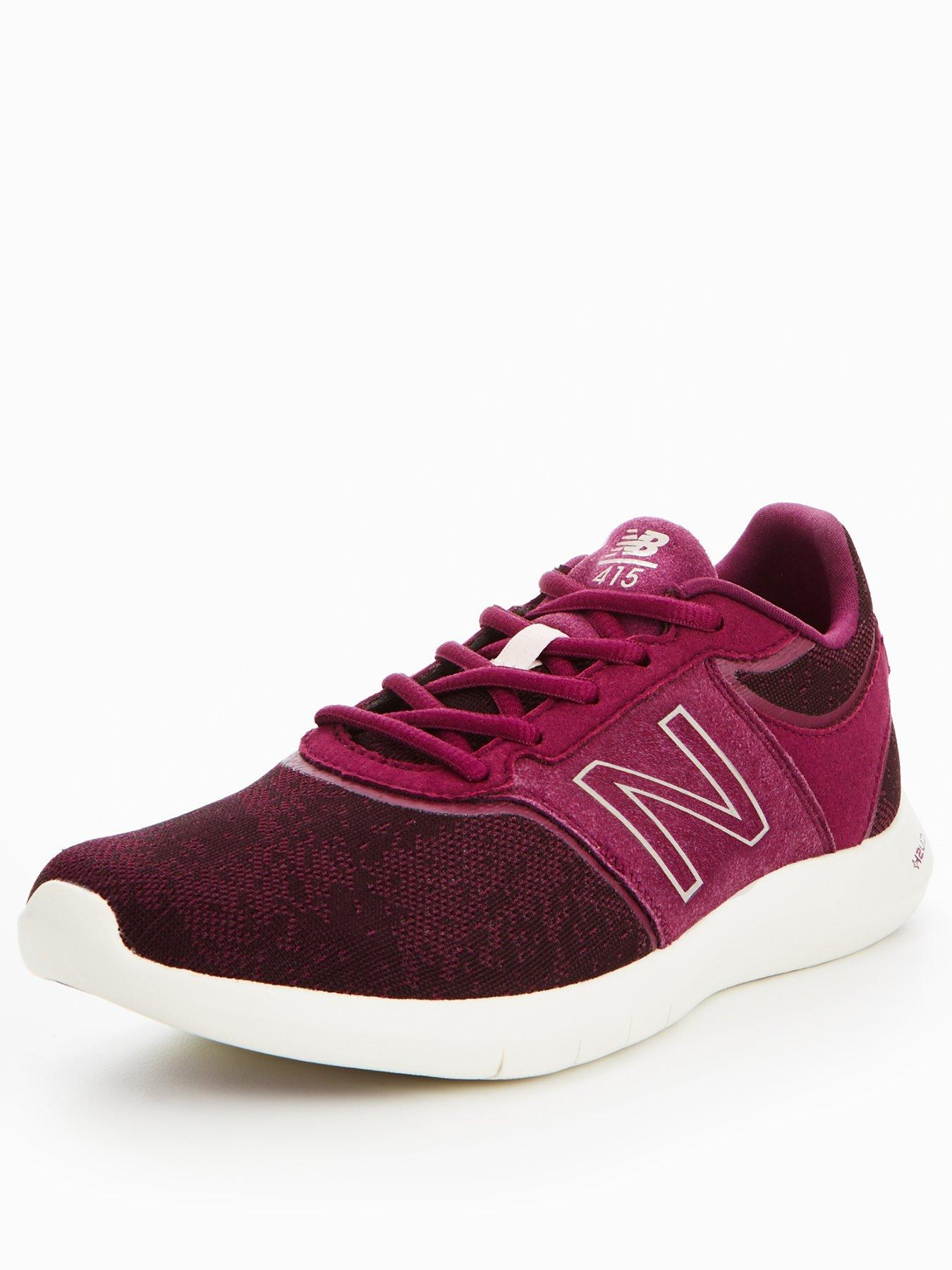 New Balance En Route Wl415v1 1600173527 Women's Shoes New Balance Trainers
