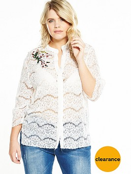 elvi-curve-lace-top-with-green-floral-motif