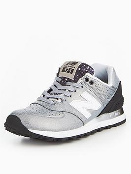 New Balance Classic 574 V1 - Silver