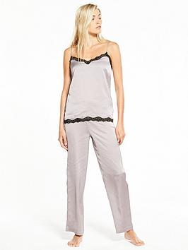 v-by-very-satin-lace-trim-caminbsppyjama-set