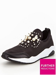 v-by-very-bounce-pearl-tubular-trainer-black