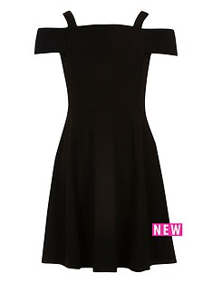 river-island-girls-bardot-skater-dress