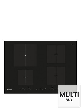 hotpoint-cid740b-70cm-built-in-induction-hob-with-optional-installation--nbspblack