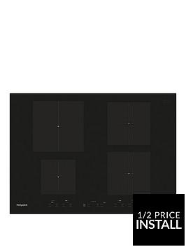 hotpoint-newstylenbspcid740b-70cm-built-in-induction-hob-with-optional-installation--nbspblack