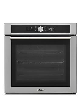 Hotpoint Class 4 Si4854Hix 60Cm Built-In Electric Single Oven - Oven With Installation thumbnail