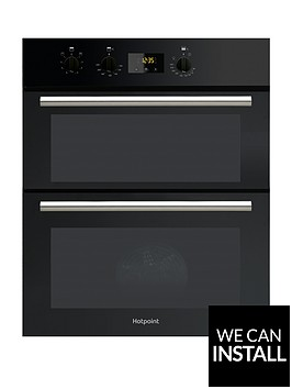 hotpoint-du2540bl-60cm-electric-built-under-double-oven