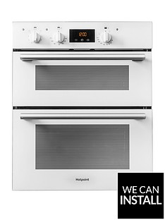 hotpoint-du2540wh-60cm-built-under-double-electric-oven-with-optional-installation-white