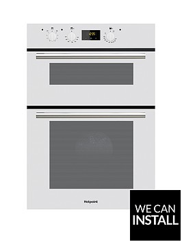 hotpoint-class-2nbspdd2540wh-60cm-electric-built-in-double-oven-with-optional-installation-white