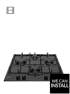 hotpoint-pcn642hbk-60cm-wide-built-in-hob-with-fsdnbspand-optional-installation-black