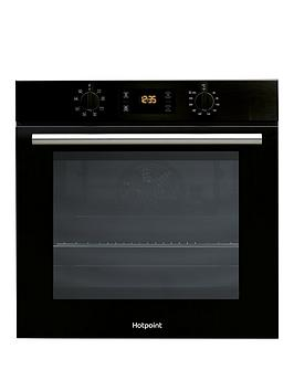 Hotpoint Sa2540Hbl 60Cm Built-In Single Electric Oven - Oven With Installation Review thumbnail