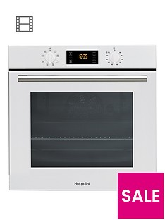 hotpoint-class-2-sa2540hwh-60cm-built-in-single-electric-oven-with-optional-installation-white
