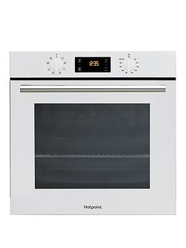 Hotpoint Sa2540Hwh 60Cm Built-In Single Electric Oven - Oven With Installation Review thumbnail