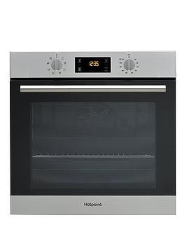 Hotpoint Sa2540Hix 60Cm Built-In Single Oven - Oven Only Review thumbnail