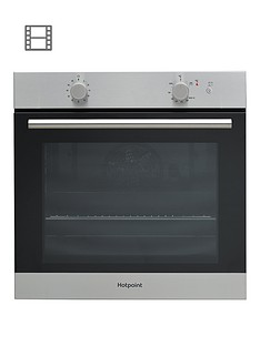 hotpoint-ga2124ix-60cm-built-in-single-gas-oven-stainless-steel