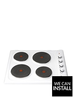 hotpoint-e604w-60cm-built-in-electric-hob