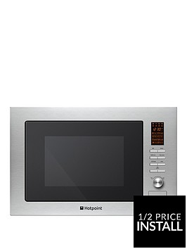 hotpoint-newstyle-mwh2221x-24-litre-built-in-microwave-with-optional-installation-stainless-steel