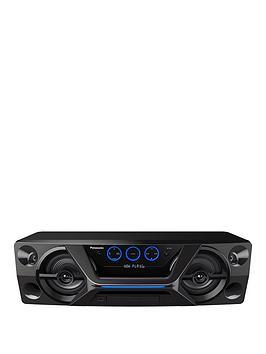 Panasonic Sc-Ua3-K 300W Bluetooth Speaker With Cd Player