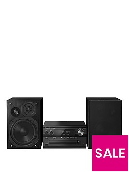 panasonic-sc-pmx82-120w-cd-micro-system-with-3-way-speaker-system-silk-dome-tweeter-bluetoothnbspwith-nfc