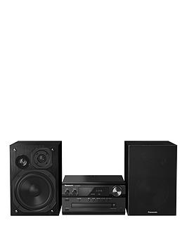 panasonic-sc-pmx82-120w-hifi-bluetooth-speaker-with-cd-player-amp-dab