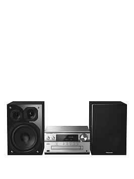 panasonic-all-seriesnbsp120w-cd-micro-multi-room-system-sc-pmx152-cdradio-connection-to-all-other-all-series-speakers