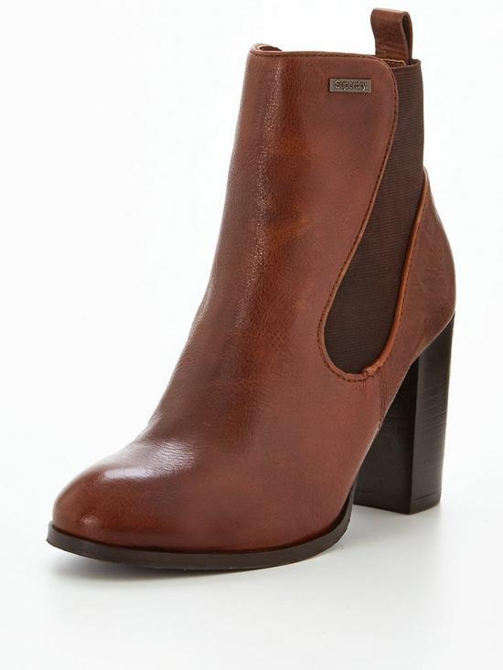 For Cheap Ebay Superdry Fleur Heel Chelsea Boot 6Ild7