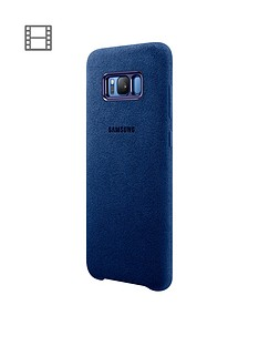 samsung-galaxy-s8-suede-like-textured-alcantara-cover-case-blue