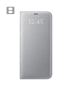samsung-galaxy-s8-led-cover-case-silver
