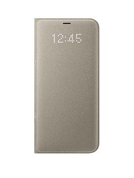 samsung-galaxy-s8-led-cover-case-gold