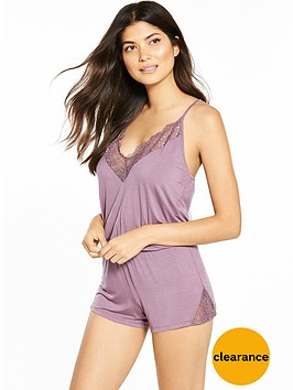 v-by-very-lace-cami-playsuit