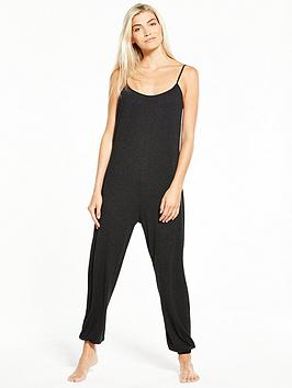 v-by-very-strappy-hareem-lounge-jumpsuit