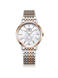 rotary-windor-swiss-movement-mother-of-pearl-dial-two-tone-bracelet-ladies-watch