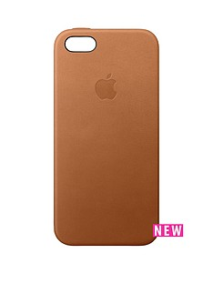 apple-iphone-se-leather-case-saddle-brown