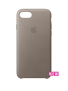 apple-iphone-7-leather-case-taupe