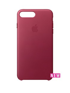 apple-iphone-7-plus-leather-case-berry