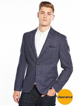 joe-browns-check-blazer