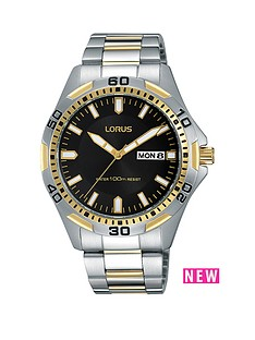 lorus-lorus-black-date-dial-stainless-steel-two-tone-mens