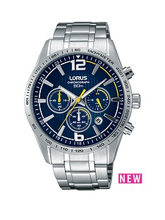 lorus-lorus-blue-multi-dial-stainless-steel-bracelet-mens-watch